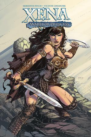 Xena Warrior Princess Penance TP