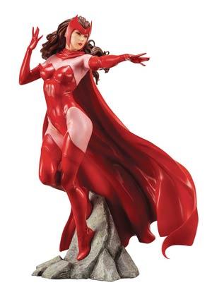Marvel Universe Scarlet Witch ARTFX Plus Statue