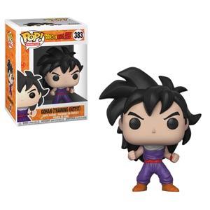 POP Animation 383 Dragon Ball Z Gohan Training Outfit Vinyl Figure