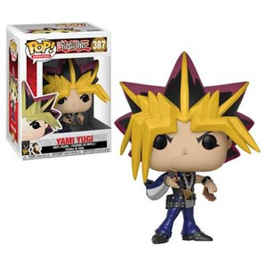 POP Animation 387 Yu-Gi-Oh Yami Yugi Vinyl Figure