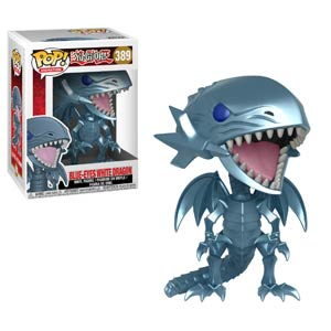 POP Animation 389 Yu-Gi-Oh Blue-Eyes White Dragon Vinyl Figure
