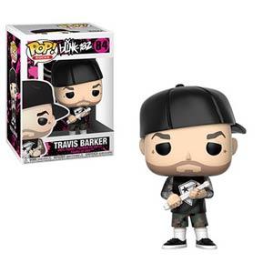 POP Rocks 84 Blink 182 Travis Barker Vinyl Figure