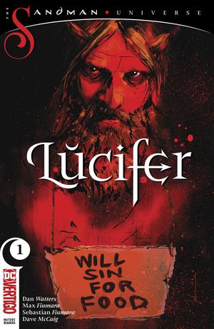 Lucifer Vol 3 #1 Cover A Regular Jock Cover