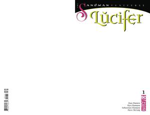 Lucifer Vol 3 #1 Cover C Variant Blank Cover