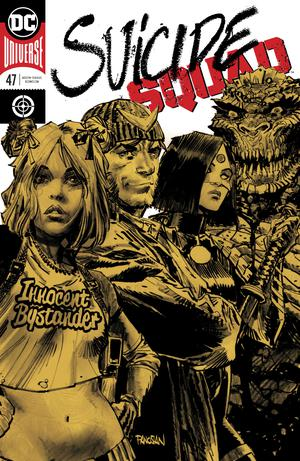 Suicide Squad Vol 4 #47 Cover A Regular Dan Panosian Enhanced Foil Cover