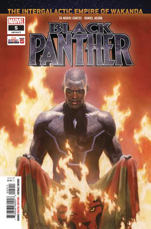 Black Panther Vol 7 #5 Cover A Regular Paolo Rivera & Daniel Acuna Cover