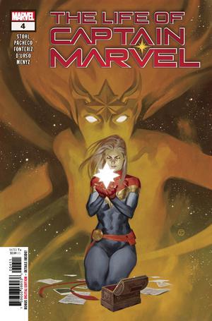 Life Of Captain Marvel Vol 2 #4 Cover A Regular Julian Totino Tedesco Cover