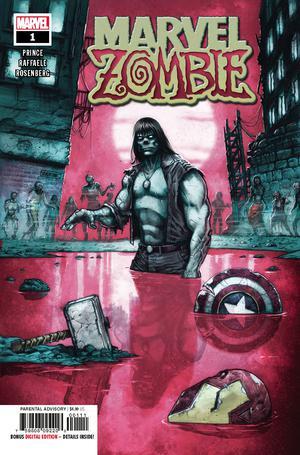 Marvel Zombie #1 Cover A Regular Juan Ferreyra Cover