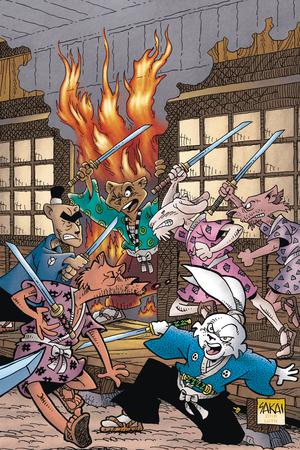 Usagi Yojimbo The Hidden #7