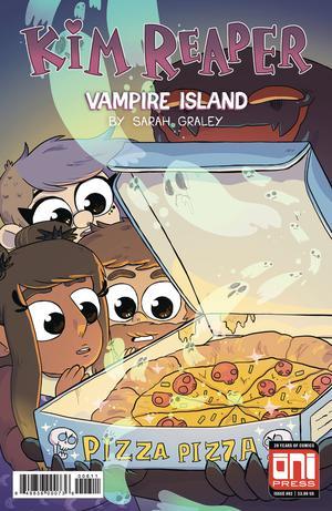 Kim Reaper Vampire Island #2