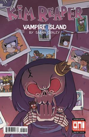 Kim Reaper Vampire Island #3