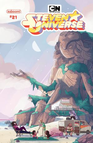 Steven Universe Vol 2 #21 Cover B Variant Scott Maynard Subscription Cover