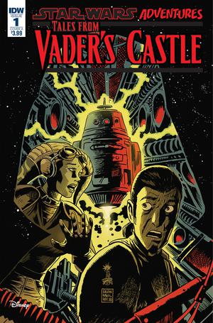 Star Wars Adventures Tales From Vaders Castle #1 Cover A Regular Francesco Francavilla Cover