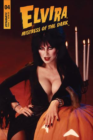 Elvira Mistress Of The Dark Vol 2 #4 Cover D Variant Photo Subscription Cover