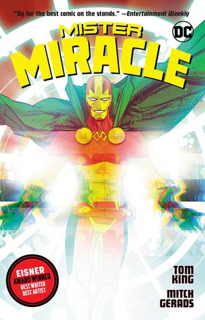 Mister Miracle TP (Rebirth)