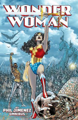 Wonder Woman By Phil Jiminez Omnibus HC