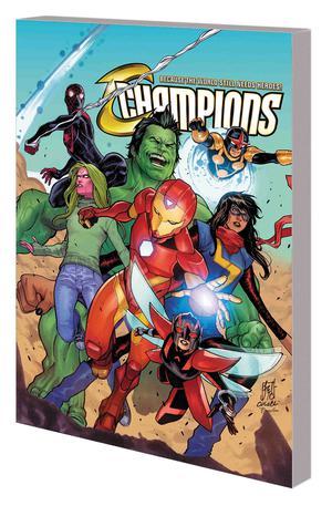 Champions Vol 4 Northern Lights TP