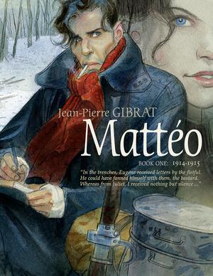 Matteo Book 1 1914-1915 HC