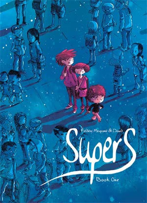 Supers Vol 1 TP