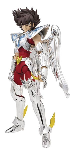 Saint Seiya Saint Cloth Myth - Pegasus Seiya (Heaven Chapter) Action Figure