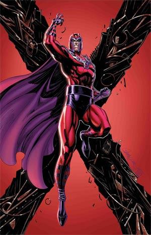 X-Men Black Magneto #1 By J Scott Campbell Poster