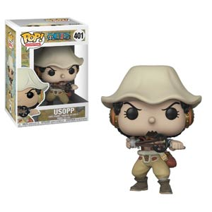 POP Animation 401 One Piece Usopp Vinyl Figure