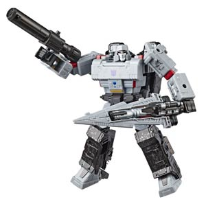 Transformers Generations War For Cybertron Voyager Class Megatron Action Figure
