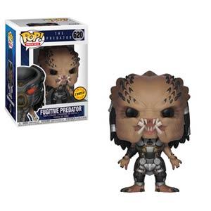 POP Movies 620 The Predator Fugitive Predator Chase Vinyl Figure