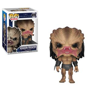POP Movies 619 The Predator Assassin Predator Vinyl Figure
