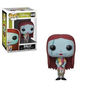 POP Disney 449 Nightmare Before Christmas Sally With Basket Vinyl Figure