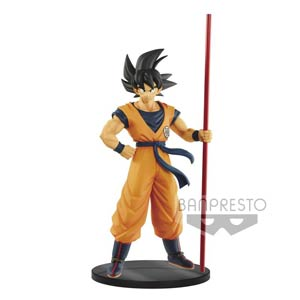Son Goku The 20th Film Limited Figure