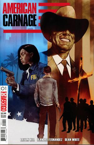 American Carnage #1 Cover A Regular Ben Oliver Cover