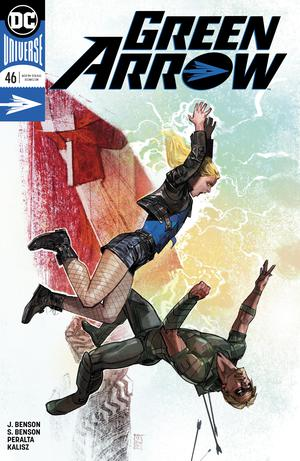 Green Arrow Vol 7 #46 Cover A Regular Alex Maleev Cover