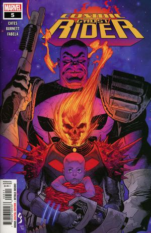 Cosmic Ghost Rider #5 Cover A Regular Geoff Shaw Cover