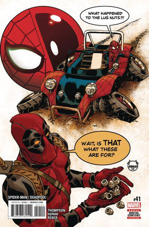Spider-Man Deadpool #41