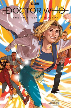 Doctor Who 13th Doctor #2 Cover C Variant Rachael Stott Cover