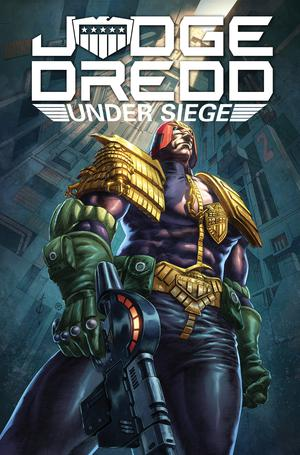 Judge Dredd Under Siege TP