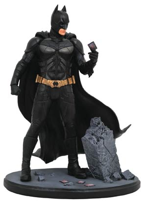 DC Movie Classic Gallery Batman The Dark Knight PVC Figure