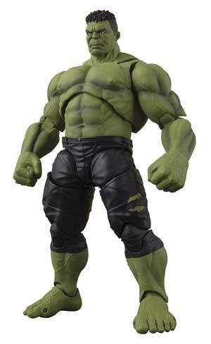 Marvel S.H.Figuarts - Avengers Infinity War - Hulk Action Figure