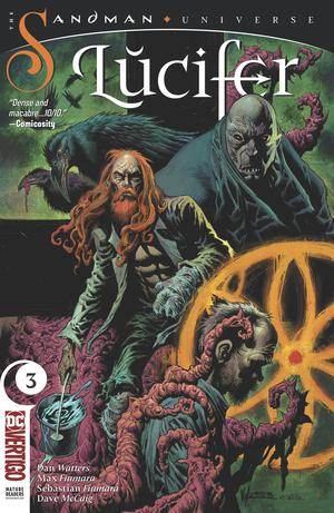 Lucifer Vol 3 #3