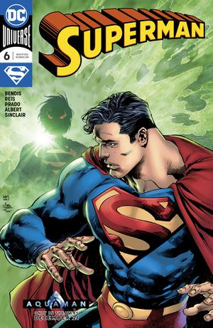 Superman Vol 6 #6 Cover A Regular Ivan Reis & Joe Prado Cover