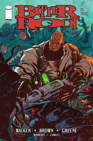 Bitter Root #2 Cover A Regular Sanford Greene Cover