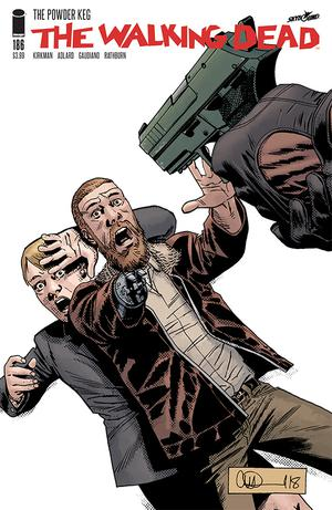 Walking Dead #186 Cover A Regular Charlie Adlard & Dave Stewart Cover