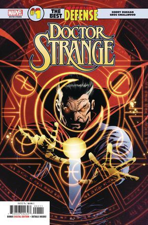 Defenders Doctor Strange #1 Cover A Regular Ron Garney Cover (Best Defense Part 3)