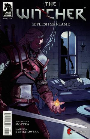Witcher Of Flesh And Flame #1
