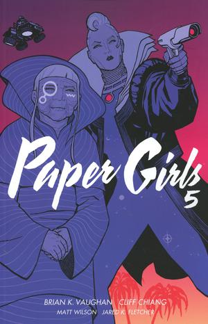 Paper Girls Vol 5 TP