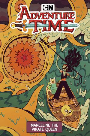 Adventure Time Original Graphic Novel Vol 13 Marceline The Pirate Queen TP