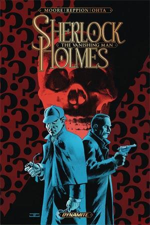 Sherlock Holmes Vanishing Man TP
