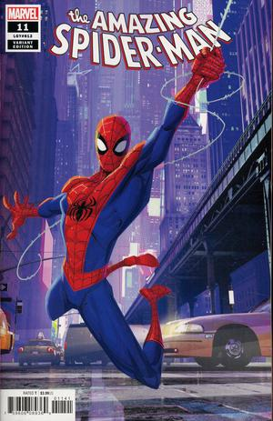 Amazing Spider-Man Vol 5 #11 Cover D Incentive Into The Spider-Verse Animation Variant Cover