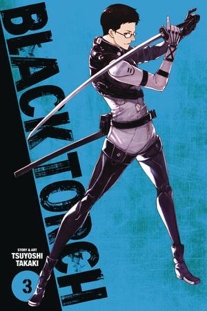 Black Torch Vol 3 GN